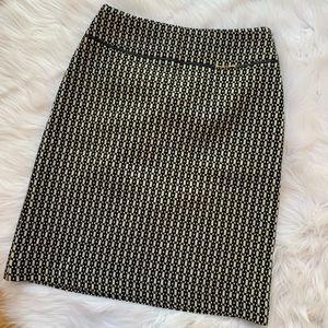 Banana Republic 2 Wool Skirt